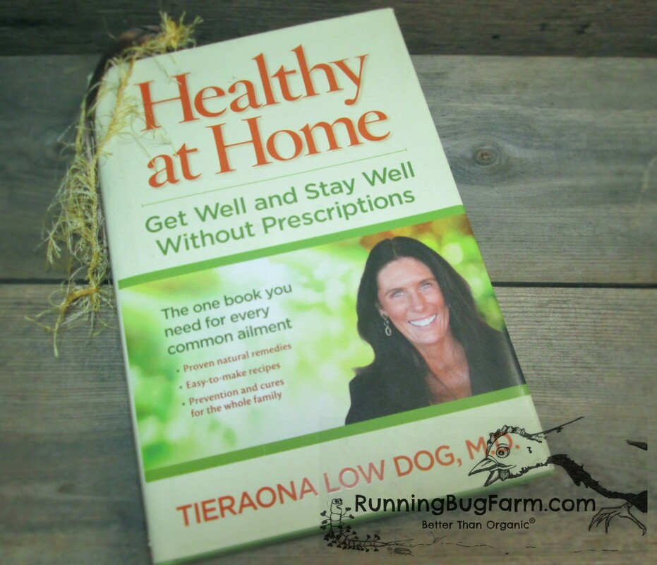 How healthy can you get with the book by Dr. Low Dog Healthy at Home?  Here we give a short and simple review of just how helpful this book can be.