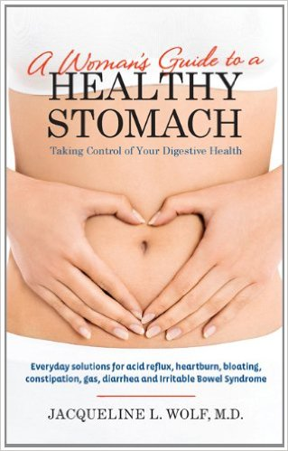 A Conventional view on taking control of your digestive health rather than a holistic point of view.