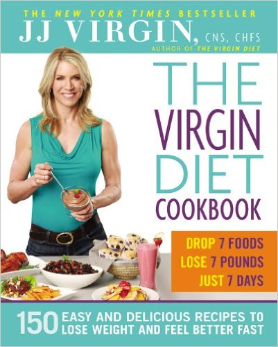 The Virgin Diet Cookbook, helpful or just another gimmic from an author to get you to by their line of expensive supplements and powders?