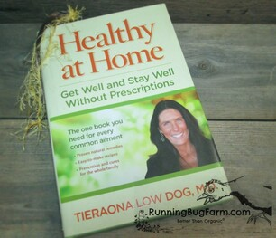 Healthy At Home a guide to natural prescription free health.