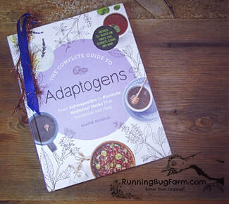 Book review of The Complete Guide To Adaptogens.