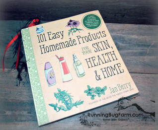 Looking to make your own non toxic bath and beauty products.  We review Jan's book along with Healing Herbs and the essential oils complete reference guide to help you get started.