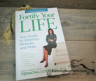Fortify Your Life - your guide to vitamins, minerals, and more.