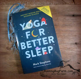 A book review of Yoga For Better Sleep by Mark Stephens. I often find that yoga is overlooked for it's myriad of health benefits. Most of us know that yoga can increase our flexibility, but the health benefits go much further than increased flexibility, one of them being better sleep.