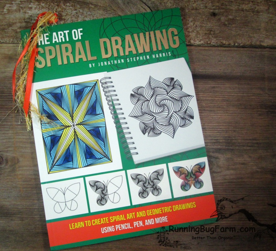 Learn how to create your own free form spiral drawings without the need of a spirograph.